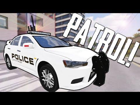 Arma 3 Cop life | Police Patrol Ep 2 (PolisRP)