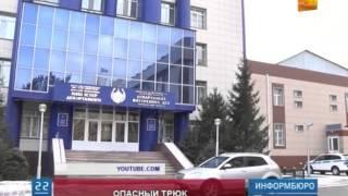 В Павлодаре очередной участник свадебного кортежа решил испытать судьбу