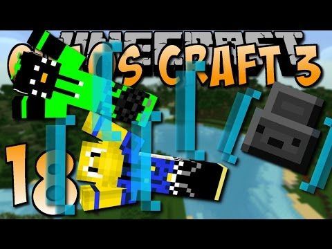DUBSTEP PET - Minecraft CHAOS CRAFT 3 #018