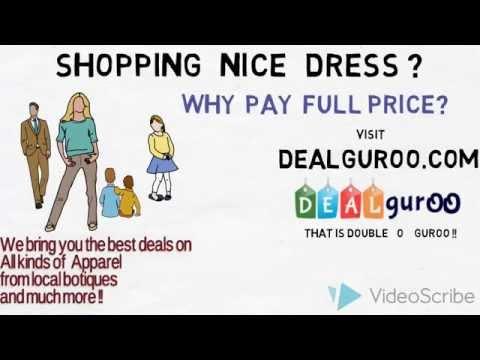 Nice Dress - dealguroo.com