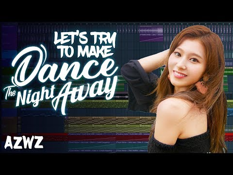 Let's Try to Make the Beat from TWICE - DANCE THE NIGHT AWAY