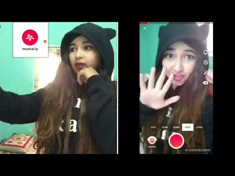 Musical.ly India Easy Tutorial Video By Vidushi Bajaj || In Hindi