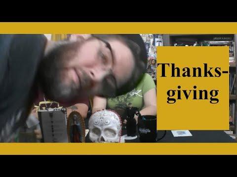 Bonus Episode: Thanksgiving