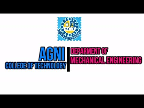 AGNI- PLASTIC VAPOUR RUN S.I ENGINE