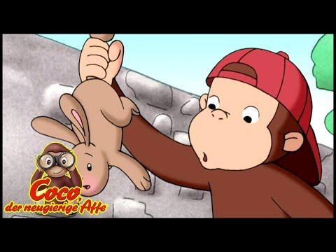 Coco der Neugierige Affe Deutsch🐵Wo sind die Kaninchen? 🐵Ganze Folgen🐵Cartoons für Kinder