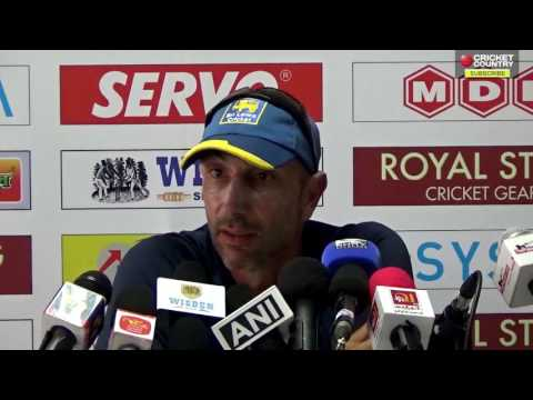 India vs Sri Lanka 2017, 2nd Test at Colombo, Day 1: Nic Pothas Press Conference