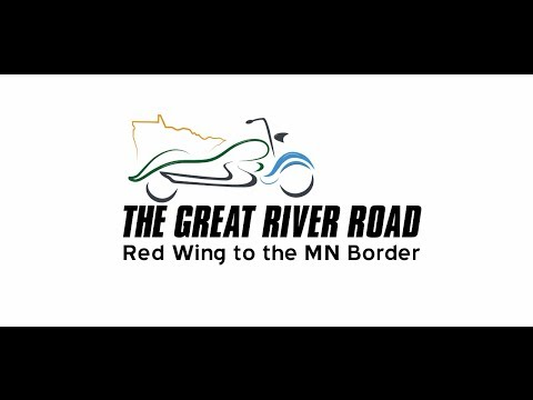 Biking the Great River Road
