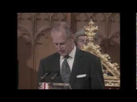 The Duke Of Edinburgh And The Queen Talking About Their 50 Year Marriage.