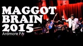 Maggot Brain ♫ George Clinton & P-Funk, Ardmore Music Hall - 2/15/15
