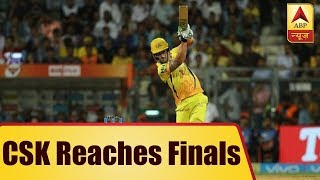 TOP NEWS STORIES: Chennai Super Kings Reaches Finals Of IPL 2018 | ABP News