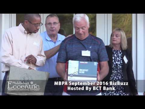 September 2016 Middleburg Business and Professional Association Biz Buzz Mixer