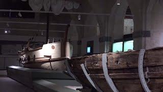 Pisa: la flotta romana sepolta trova casa nel museo di Antiche Navi e racconta 800 anni di Storia