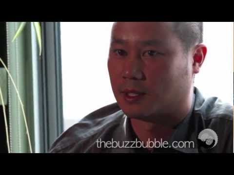 Tony Hsieh Interview - Employee-Driven Culture and Growth - Part 2 on The BuzzBubble
