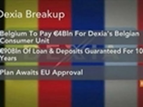 Belgium to Buy Dexia's Local Consumer-Lending Unit