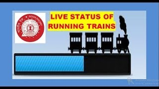 how to know current location of a running train (100% accurate)