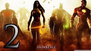 ����������� Injustice: Gods Among Us  � ����� 2: ������� ������