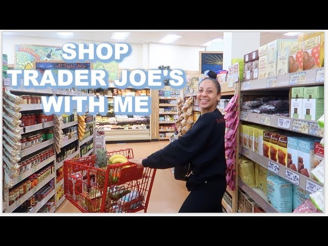 Shop Trader Joes With Me | DAIRY FREE HAUL