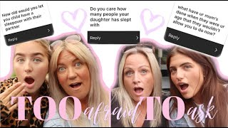 Asking Our MUMS Questions You're TOO AFRAID To Ask YOURS....