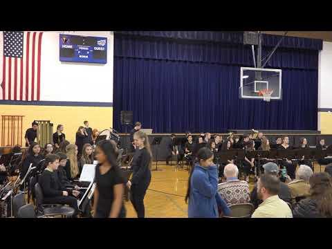 Cascade Christian Academy Christmas Concert 12 13 2018