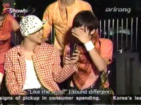 Big Bang - Old Interview on Arirang Showbiz Extra
