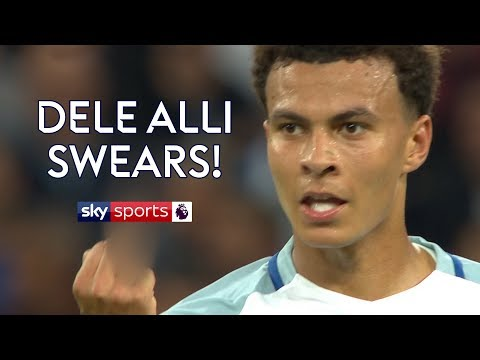 Southgate Reacts to Dele Alli Gesture...