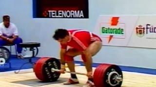 1991 World Weightlifting Championships, 110 kg  Тяжелая Атлетика. Чемпионат Мира(, 2012-02-07T17:12:27.000Z)
