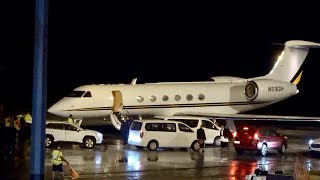 President Nelson arrival to the Kingdom of Tonga