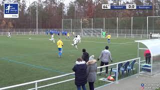 A-Junioren - 0:1 - Marvin Pieringer - FC-Astoria Walldorf gegen SSV Reutlingen 1905 Fußball
