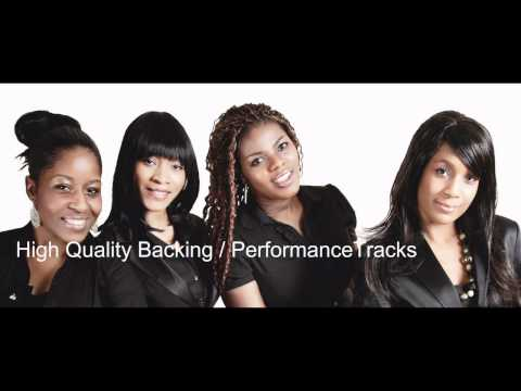 Anoint Me Lord   so Vicky Yohe Backing Performance Track