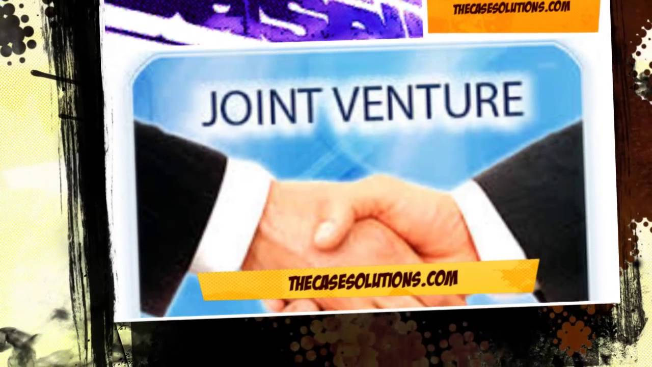 joint venture deutsch