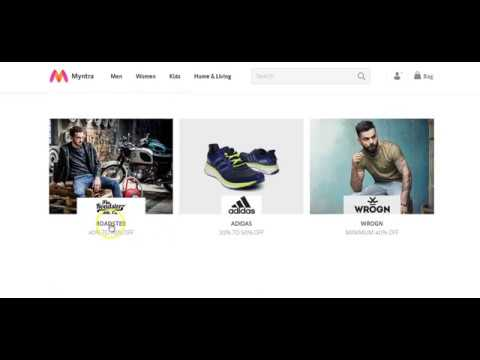 Free Myntra Coupon Codes | Coupon Clue