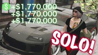 PATCHED【簡単スピードUP】4779万ドルソロマネーグリッチ 〜もうお金を没収されても怖くない〜