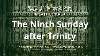 Southwark Cathedral Live Stream