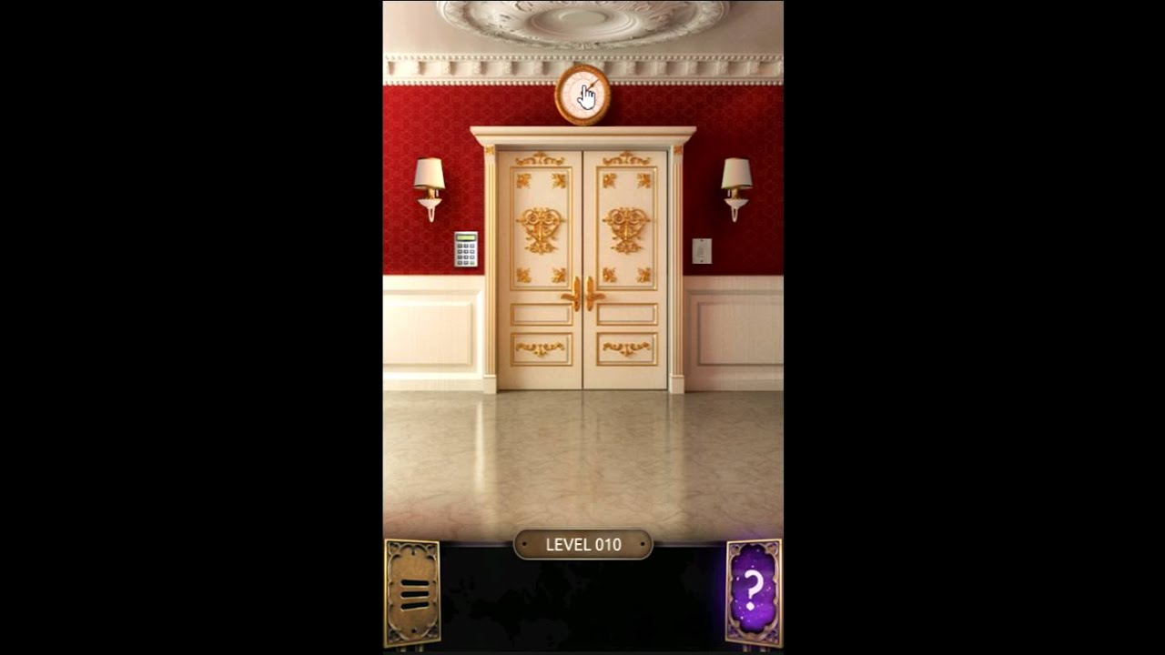 100 Doors Challenge level 10 & 100 Doors Challenge level 10 - YouTube
