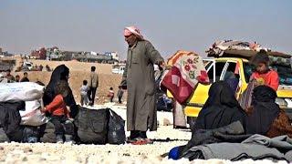 27 тысяч беженцев из Дайр-эз-Заура нуждаются в помощи (новости)