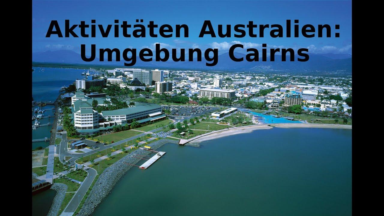 Aktivitäten Australien