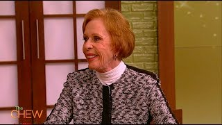 Carol Burnett Sits Down to Talk with The Chew! | The Chew
