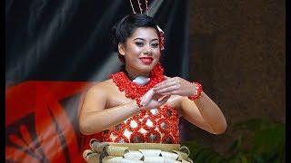 Miss Bou's Beauty Pageant Tau'olunga 04 - Samantha Ma'asi