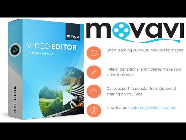 Movavi Video Editor Plus! - Novos Recursos e Loja de Efeitos!!
