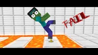 Monster School : Robbery Villager CHALLENGE - Minecraft Animation