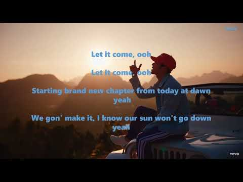 Jackson Wang - Dawn Of Us (Lyrics)