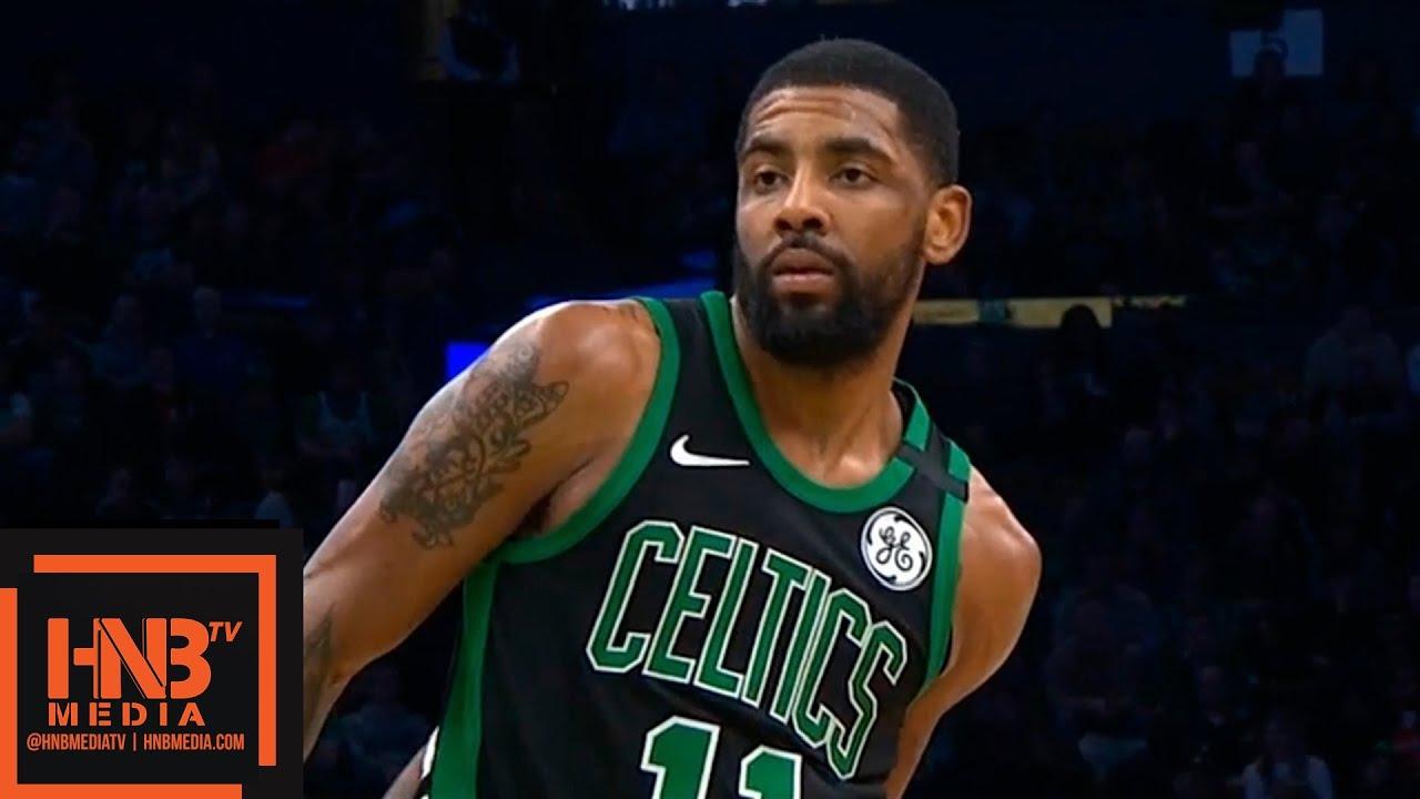Houston Rockets vs Boston Celtics 1st Half Highlights ...