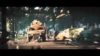 Восстание зомби апокалипсис и гигантский растений. Трейлер (Англиский)