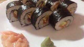 Суши и роллы в домашних условиях