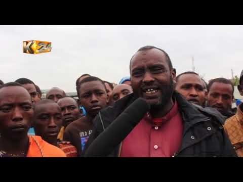 Chaos erupt after Police allegedly gunned down a businessman in Kayole