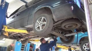 Замена глушителя, гофры на Dodge Caravan . Замена глушителя на Dodge .(, 2015-05-25T07:13:59.000Z)