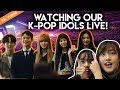 WATCHING A K-POP CONCERT FOR THE FIRST TIME! (ft. SHINee and Red Velvet) | TSL Vlogs