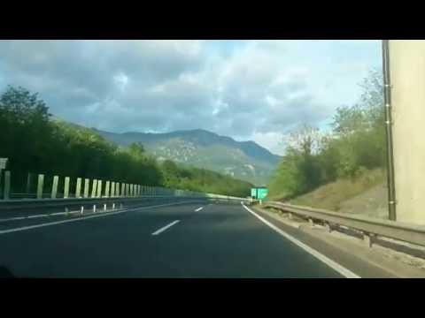 autostrada slovenia vs italia