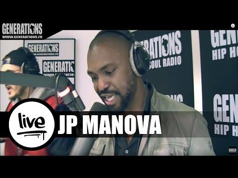 Youtube: JP Manova & Deen Burbigo – Fonte Des Glaces (Live des studios de Generations)