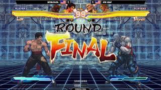 street Fighter X Tekken - Combo Breaker 2019 Top 4 1080p/60fps